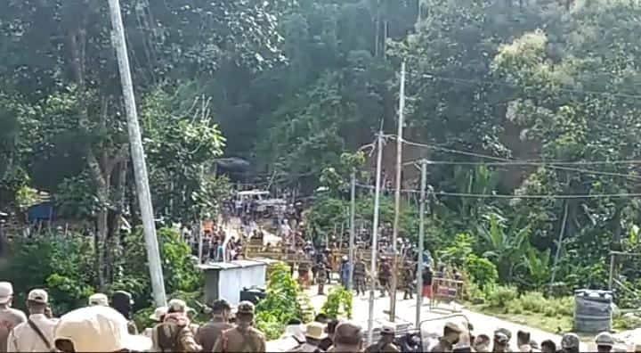 Assam mizoram dispute: મિઝોરમની સાથે સરહદ વિવાદે લીધું હિંસક રૂપ, અસમ પોલીસના 6 જવાનોના મોત