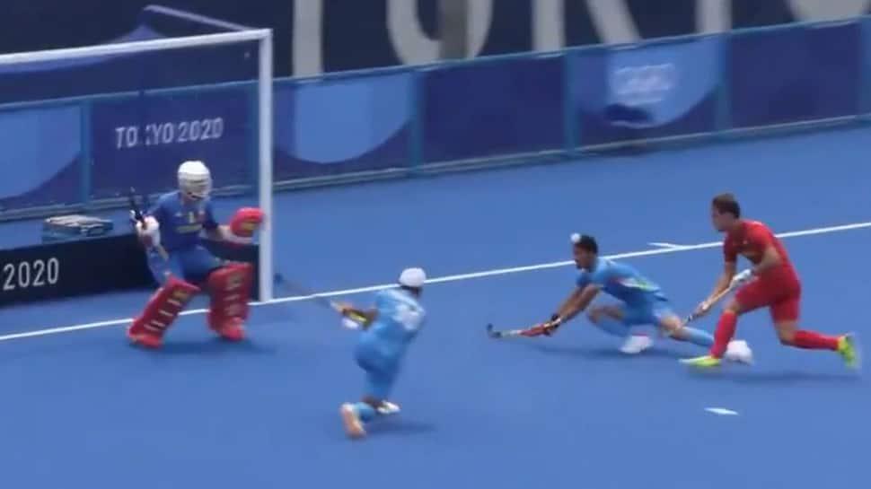 Tokyo Olympics: સ્પેનને 3-0થી પરાજય આપી ભારતીય હોકી ટીમની શાનદાર વાપસી