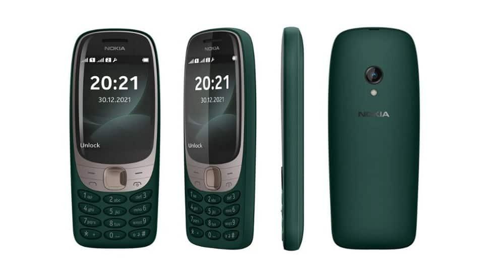 નવા અવતારમાં લોન્ચ થયો આઇકોનિક ફોન Nokia 6310, જાણો કિંમત અને ખાસિયત