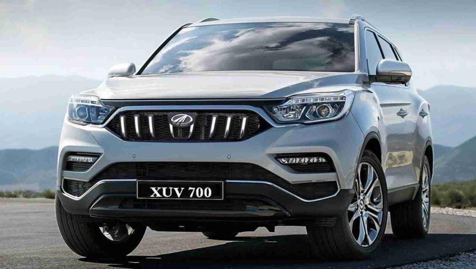 મહિન્દ્રા XUV 700