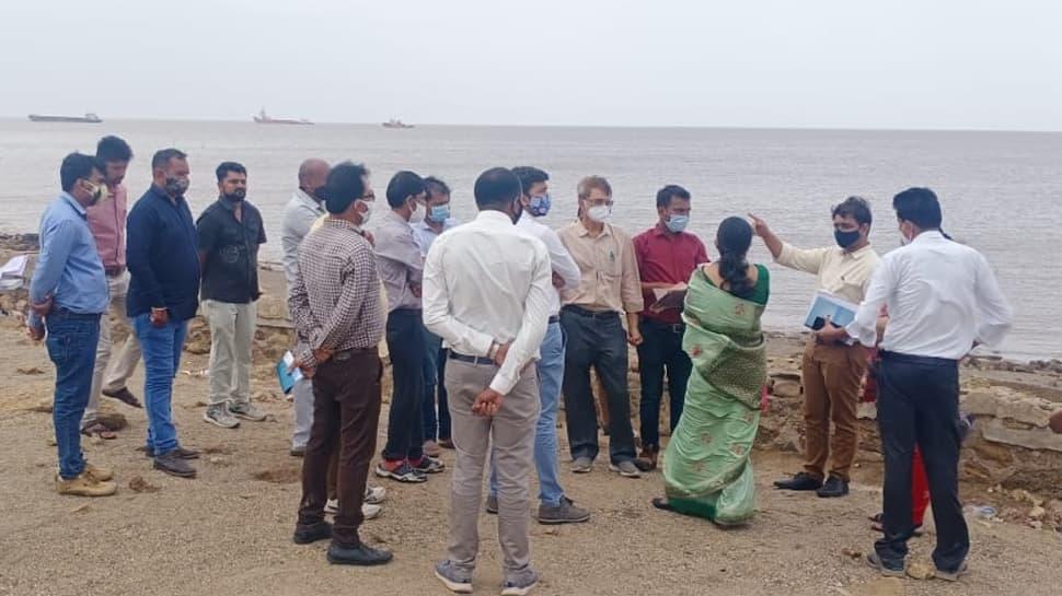 ભાવનગરના ઘોઘાને મળશે દરિયાઈ સુરક્ષા દીવાલ, જાણો શા માટે બનાવાઈ હતી સુરક્ષા દીવાલ