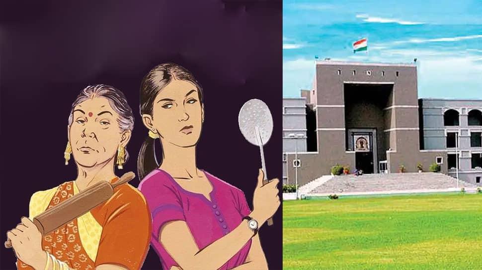 ગુજરાત હાઈકોર્ટ પહોંચ્યો સાસુ-વહુનો ઝઘડો, સાસુને ખખડાવીને કોર્ટે 10 હજાર દંડ ફટકાર્યો