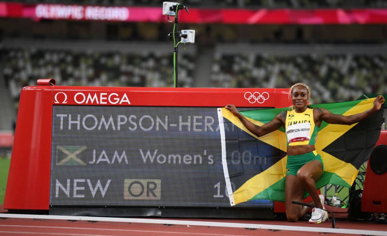 Tokyo Olympics: એલેન થોમસનને 100 મી. ઇવેન્ટમાં ગોલ્ડ જીતી રચ્યો ઈતિહાસ, બનાવ્યો ઓલિમ્પિક રેકોર્ડ