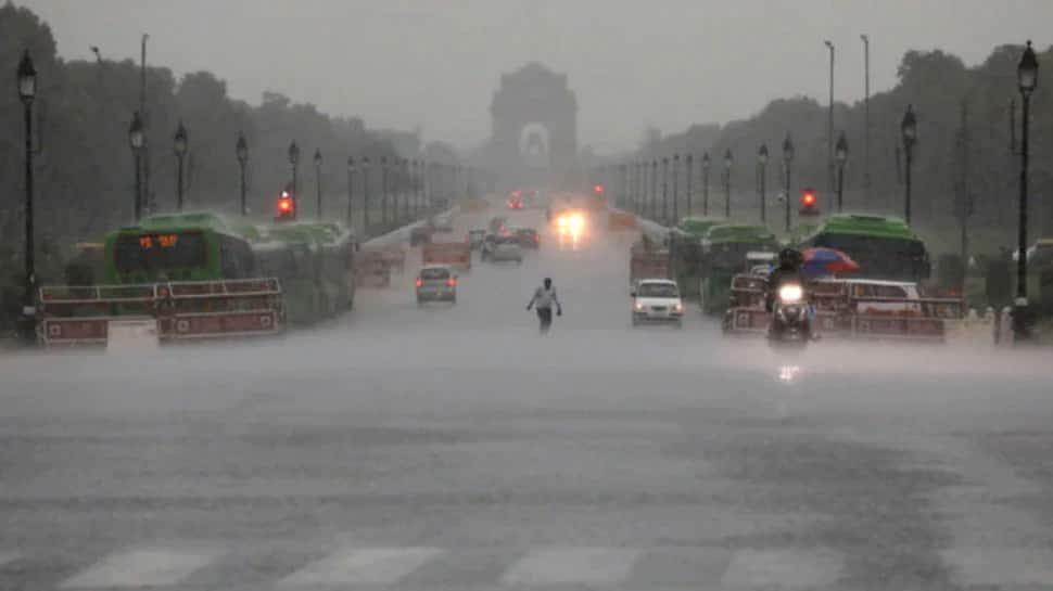 Weather Update: Delhi માં વાતાવરણ બન્યું રંગીન, આજે આવી રહેશે અન્ય રાજ્યોની સ્થિતિ