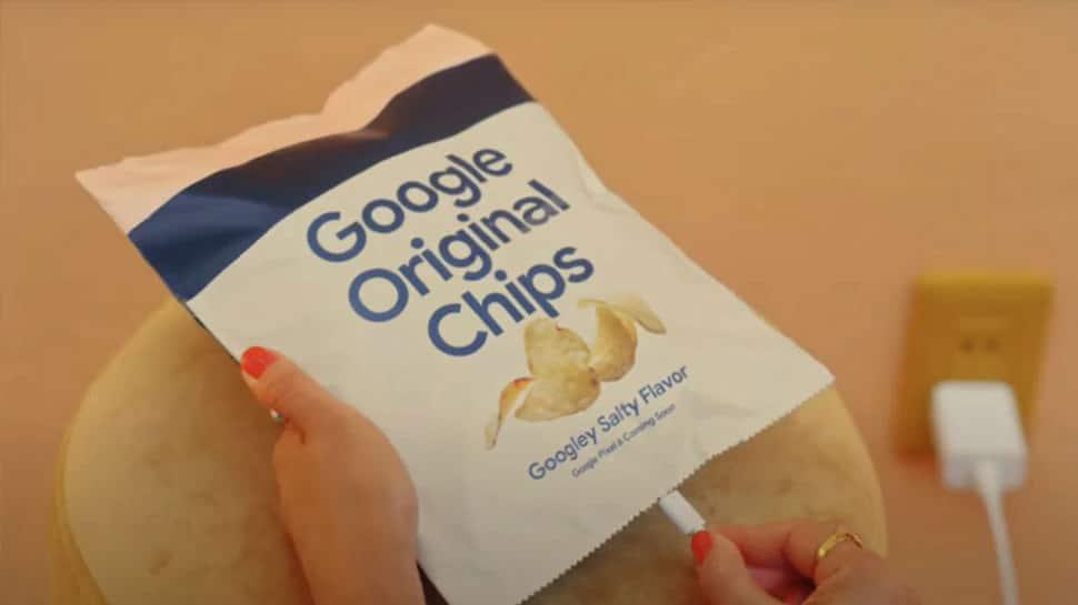 Google હવે વેચશે 'ચિપ્સ', સાથે પેકેટ પર તમને આપી રહ્યું પોતાનું નામ છપાવવાની તક