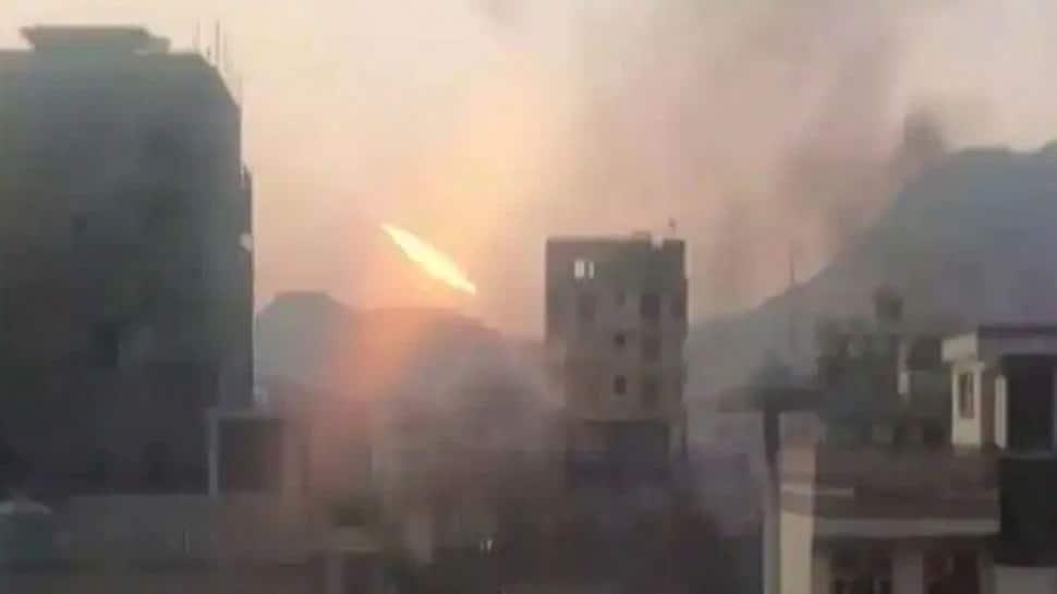 Kabul Blast: ફરી તાક્યા રોકેટ, પાવર સ્ટેશનને બનાવ્યું નિશાન