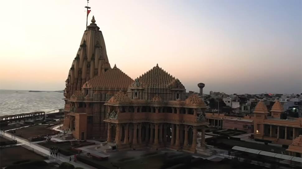 શ્રાવણમાં સોમનાથ મંદિરમાં 18 લાખ ભક્તોએ માથુ ટેકવ્યું, ટ્રસ્ટને થઈ 8 કરોડની આવક