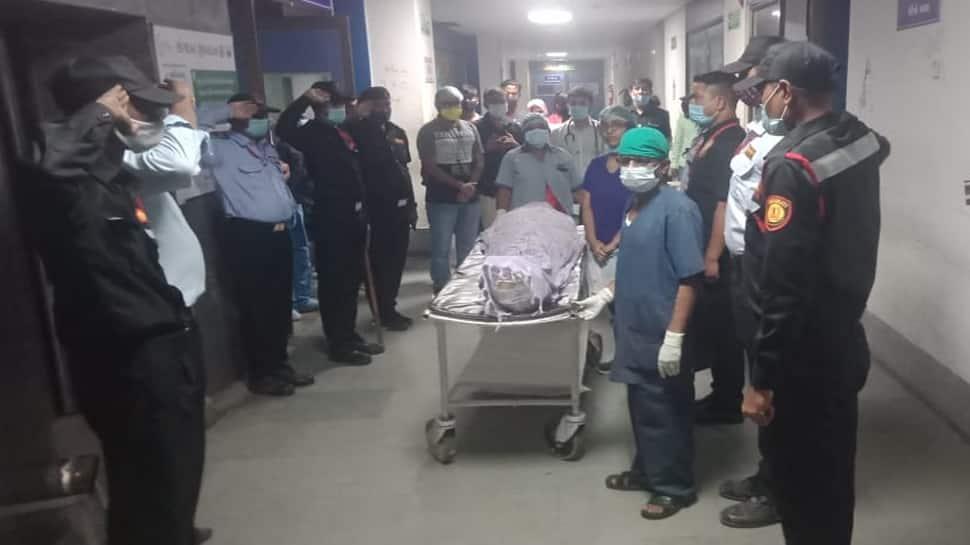 જુનાગઢના દર્દીનું હૃદય મોરબીના દર્દીમાં ધબક્યુ : અમદાવાદ સિવિલ હોસ્પિટલના ઇતિહાસની પહેલી ઘટના