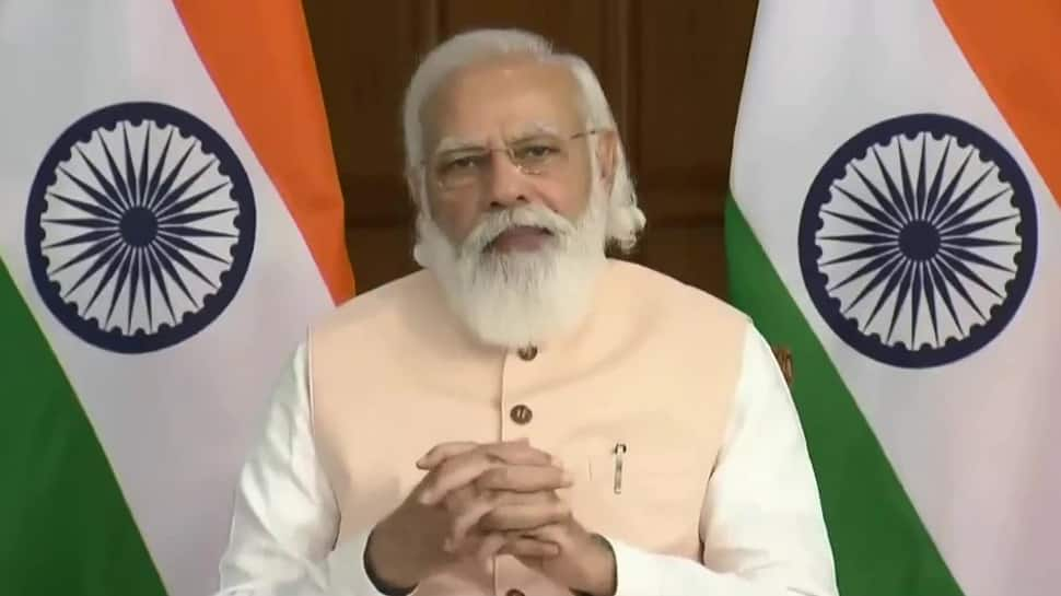 PM Modi નું કોંગ્રેસ પર નિશાન, કહ્યું- વેક્સીનેશનનો રેકોર્ડ જોઈ એક પાર્ટીને આવી ગયો તાવ