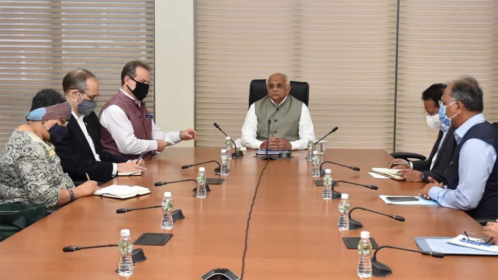 અમેરિકન કંપનીઓ ગુજરાતમાં રોકાણ કરવા માટે તત્પર, અમેરિકન કોન્સ્યુલેટ CM ને મળવા દોડી આવ્યા