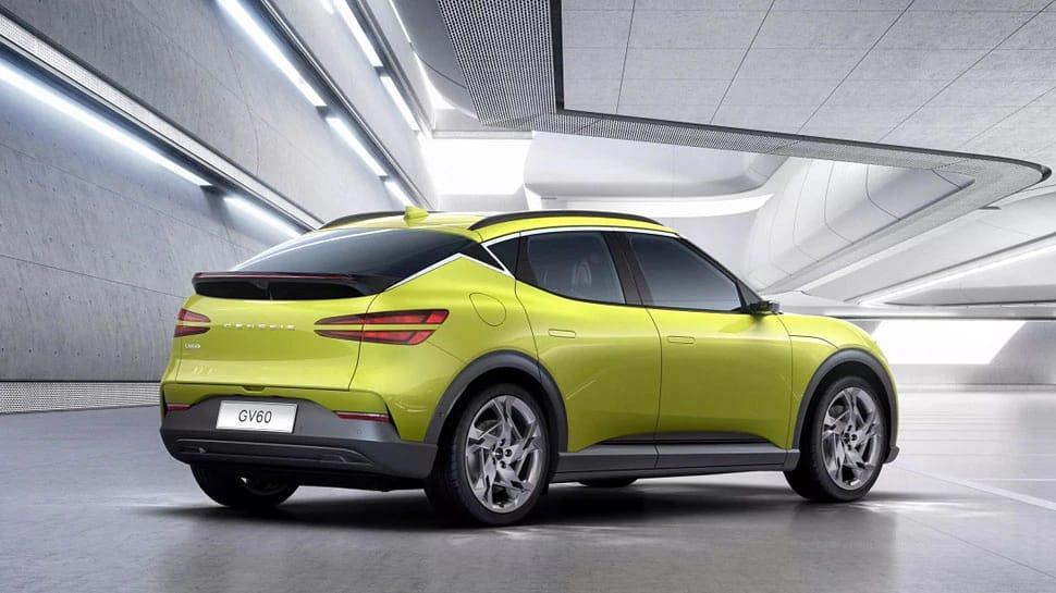Genesis GV60: Hyundai ની લક્સરી સ્માર્ટ કાર, મોઢું જોઇ ખુલશે ગેટ, ચાવીવાળા જમાનાને કહો બાય-બાય