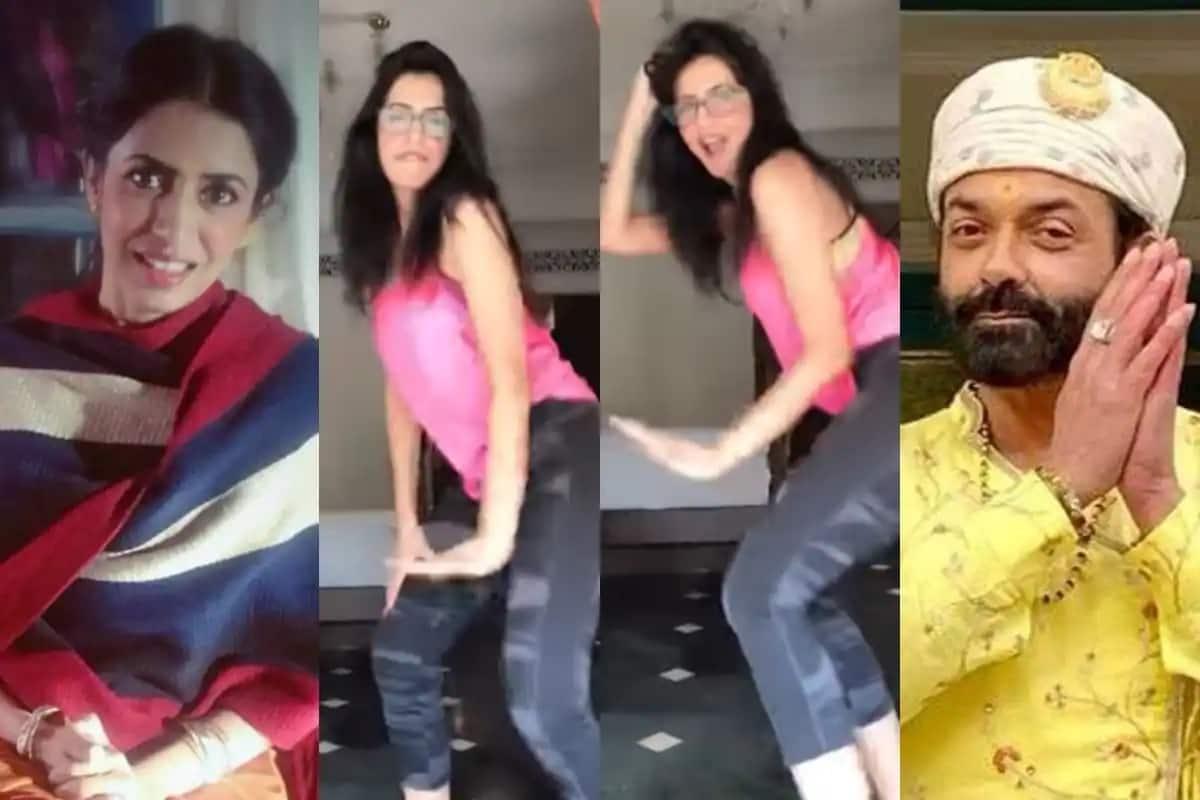 Aashram ની સાધ્વી માતાએ સિઝલિંગ ડાન્સથી બધાને કર્યા ઘાયલ, બાબા નિરાલા સાથે થયો હતો પ્રેમ- VIDEO
