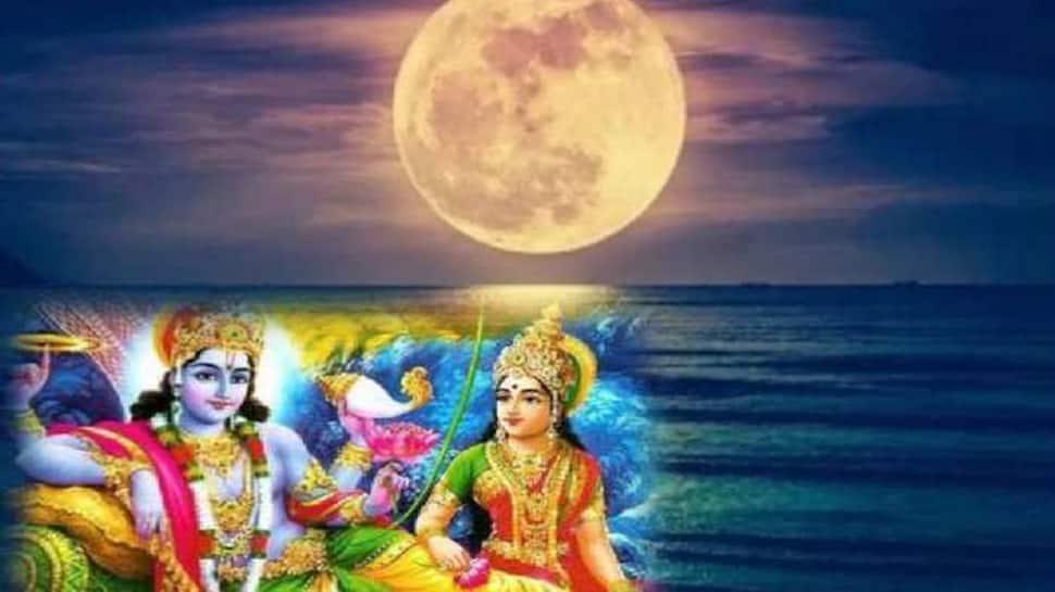 Somvati Purnima 2021: આજે સોમવતી પૂર્ણિમા, જીવનમાં ખુશહાલી લાવવા માટે કરો આ ઉપાય
