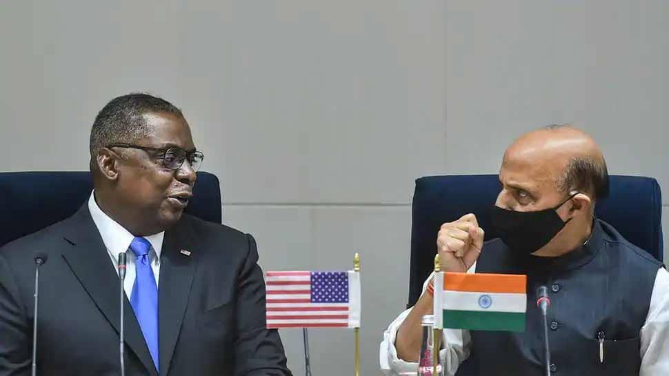PM મોદીના અમેરિકા પહેલાં  US ના રક્ષા સચિવે રાજનાથ સાથે કરી વાત, આ મુદ્દાઓ પર થઇ ચર્ચા