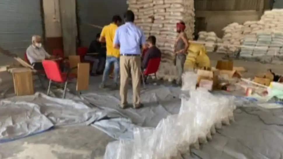 મુન્દ્રામાં પકડાયેલો 21 હજાર કરોડના ડ્રગ્સનો જથ્થો સાચવવા સ્ટોરેજ પણ નાનુ પડ્યું, BSF માં મોકલાયો