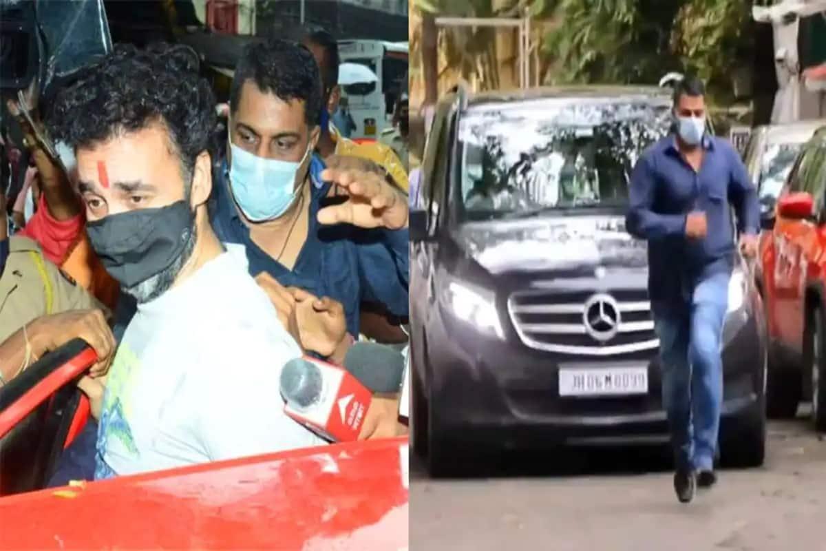 Shilpa Shetty ના બોડીગાર્ડ રવિએ જીત્યુ દિલ, રાજ કુન્દ્રાની ગાડીને દોડીને આપી સુરક્ષા, જુઓ Video