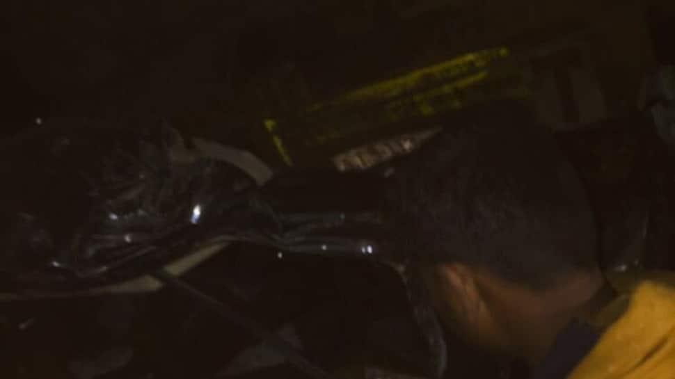 Gujarat: મોરબી માળીયા હાઈવે ઉપર ટ્રેલરની પાછળ કાર ઘૂસી જતાં અકસ્માત, 5ના મોત