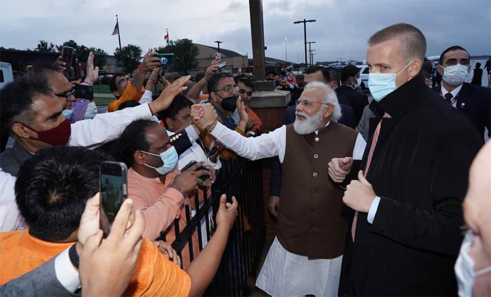 PM Modi US Visit Live Update: અમેરિકાની દિગ્ગજ કંપનીઓના CEO ને મળશે પીએમ મોદી, આ મુદ્દાઓ પર થશે ચર્ચા