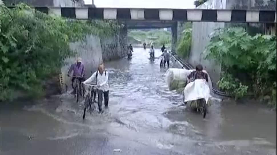 જામનગરમાં વરસાદે ફરી તોબા પોકારી, જોડિયામાં બે કલાકમાં 5 ઈંચ વરસાદ ખાબક્યો