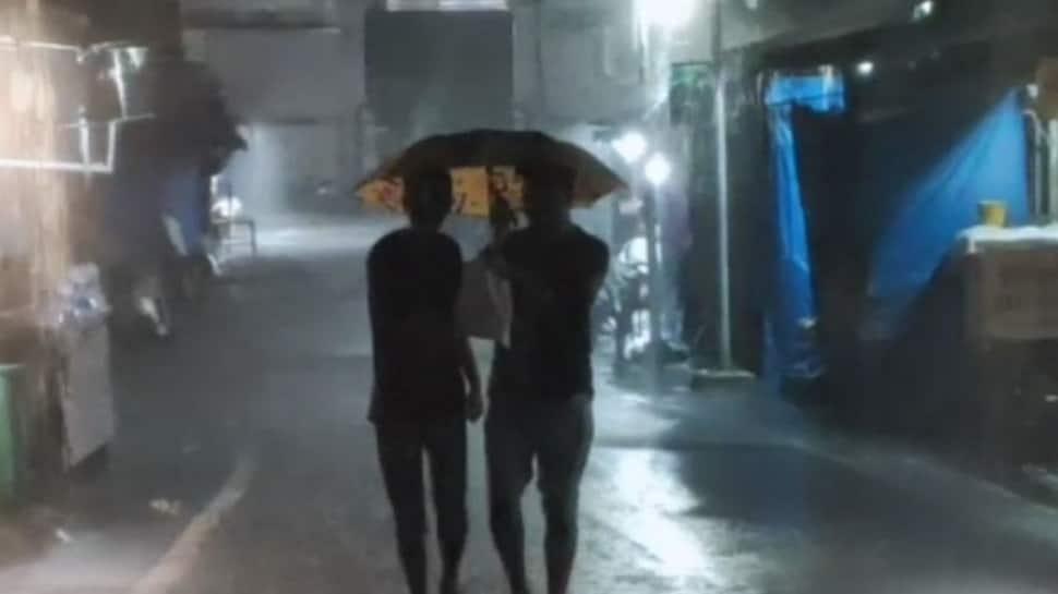 monsoon: અંબાજીમાં ભારે વરસાદ, રસ્તાઓ પર પાણી ભરાયા