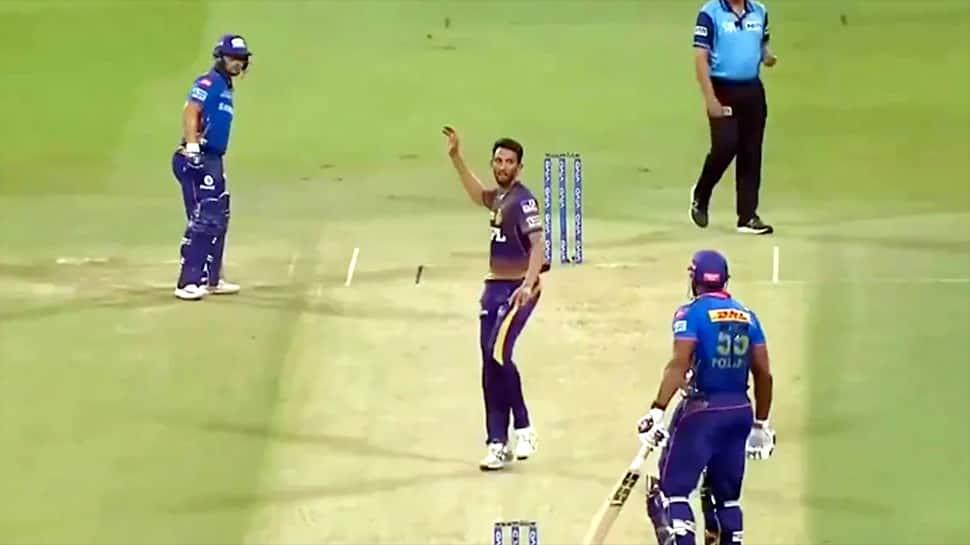 Video: મેદાન વચ્ચે એકબીજા સાથે ટકરાયા બે ક્રિકેટર, માહોલમાં આ રીતે પેદા થઈ ગરમી