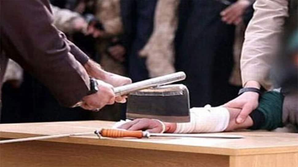 Taliban નેતાએ કહ્યું- 'કાયદાનો ડર પેદા કરવા હાથ કાપવાની ક્રૂર સજા જરૂરી'