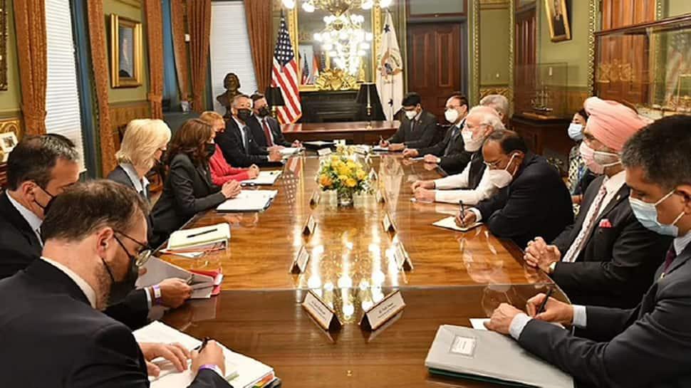 PM Modi US Visit: QUAD બેઠકમાં PM મોદીએ કહ્યું- હિંદ-પ્રશાંત ક્ષેત્રમાં સાથે મળીને કામ કરીશું