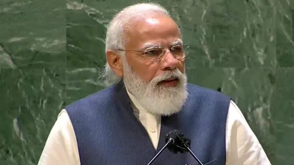 UNGA માં પાકિસ્તાન પર પ્રહાર, PM Modi એ કહ્યું- કેટલાક લોકો આતંકવાદને રાજકીય હથિયાર બનાવી રહ્યા છે