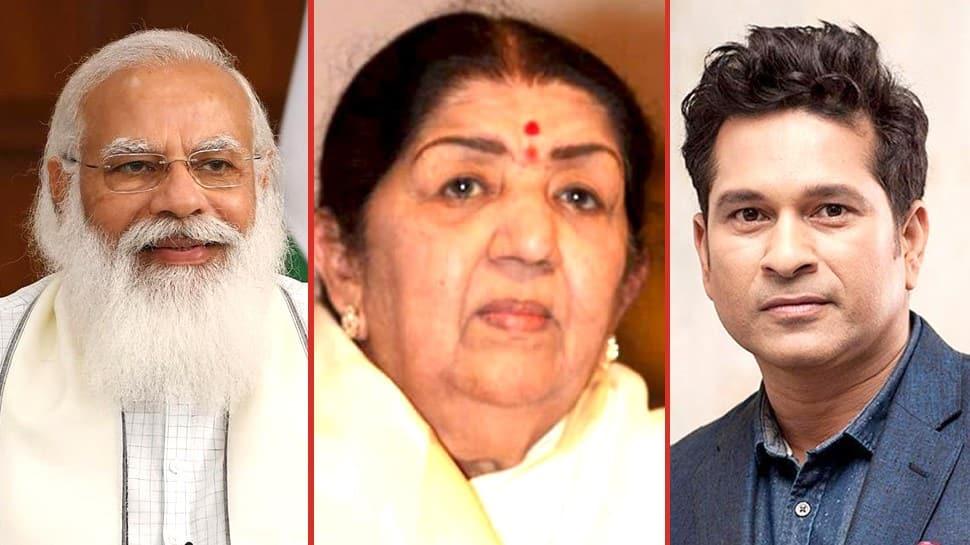 PM મોદી જેમનેમોટા બહેન અને સચિન તેંડુલકર જેમને માતા માને છે તેવા સંગીતના દેવી લતાજી વિશે જાણો રોચક વાતો
