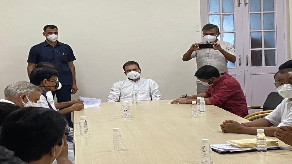 જીગ્નેશ મેવાણી અને કન્હૈયા કુમારની નવી રાજકીય ઈનિંગ શરૂ, રાહુલ ગાંધીની હાજરીમાં કોંગ્રેસમાં જોડાયા
