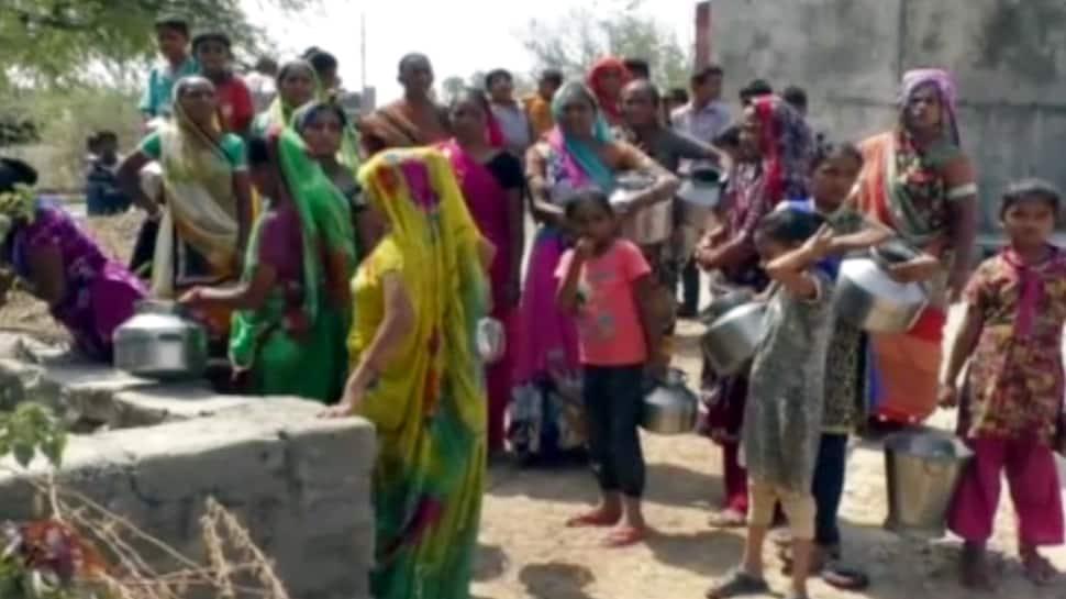 6 હજારથી વધુ વસ્તી ધરાવતા આ વિસ્તારના લોકોને પાણી માટે વલખા