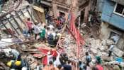 મુંબઈમાં છેલ્લા 5 વર્ષમાં પડી 2704 ઈમારતો, 234એ જીવ ગુમાવ્યો, 840 ઘાયલ થયા હતા