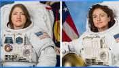 NASA : અંતરિક્ષમાં મહિલાઓએ રચ્યો ઈતિહાસ, પ્રથમ વખત કરી 'ઓલ વૂમન સ્પેસવોક'