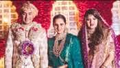 સાનિયા મિર્ઝાની બહેને કર્યા બીજા લગ્ન, ભારતના ફેમસ ક્રિકેટરની બની 'વહુ'