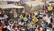 Farmer's Protest: કિસાન આંદોલનના 100 દિવસ પૂરા, આજે એક્સપ્રેસ-વે પર કર્યો વિરોધ