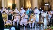 West Bengal: કોલકાતામાં 'ટીમ મમતા'ની શપથ વિધિ, 43 મંત્રીએ લીધા પદ અને ગોપનીયતાના શપથ
