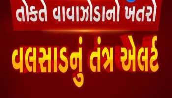 Gujarat Cyclone: Tokte hurricane threat, Valsad system alert