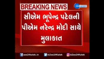 Gujarat CM Bhupendra Patel had an important meeting with PM Narendra Modi