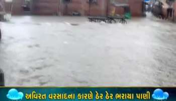 Gujarat Monsoon News: The state was flooded due to incessant rains