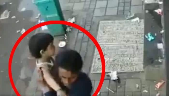 VIDEO : દુકાનની બહારથી અઢી વર્ષની બાળકીનું અપહરણ, 6 કલાક પછી મળ્યું ધાર્યું ન હોય એવું પરિણામ