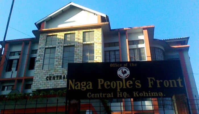 નાગાલેન્ડમાં ભાજપ સાથે 15 વર્ષ જૂની મિત્રતા તોડવી ભારી પડી, NPFએ ખાધી પછડાટ