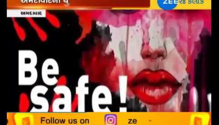 Girl designs safety app for women safety