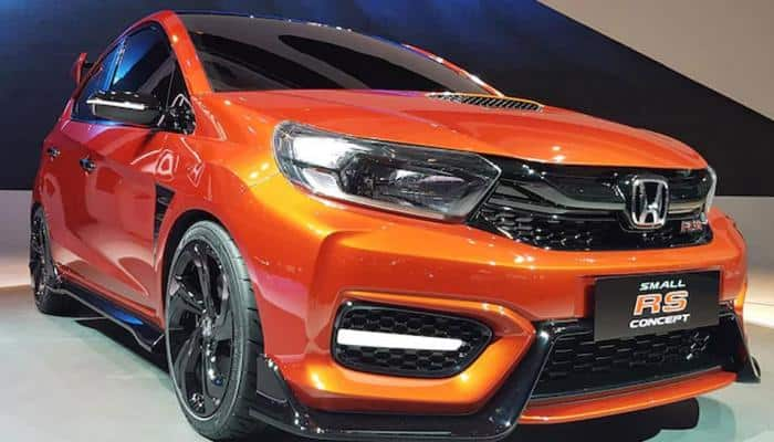 આવી શકે છે Honda brioનો નવો અવતાર: અહીં દેખાણી ઝલક
