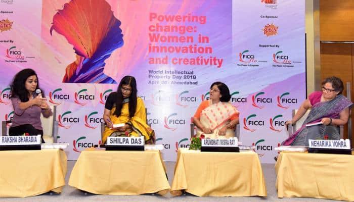 ''મહિલાઓની ઈનોવેટિવ ક્ષમતા બહાર લાવવા માટે મહિલાઓ બોલકી બને''