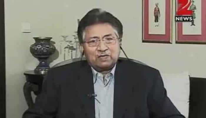 પાકિસ્તાન વિરુદ્ધ ભારતનાં પક્ષમાં ઉભુ થઇ રહ્યું છે અમેરિકા: પરવેઝ મુશર્રફ