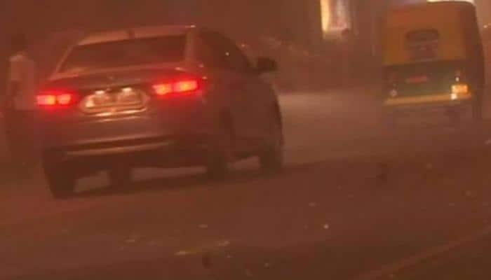 ઉતરાખંડમાં વાદળ ફાટ્યા: દિલ્હી-NCRમાં પણ તોફાની પવનથી જનજીવન ખોરવાયું