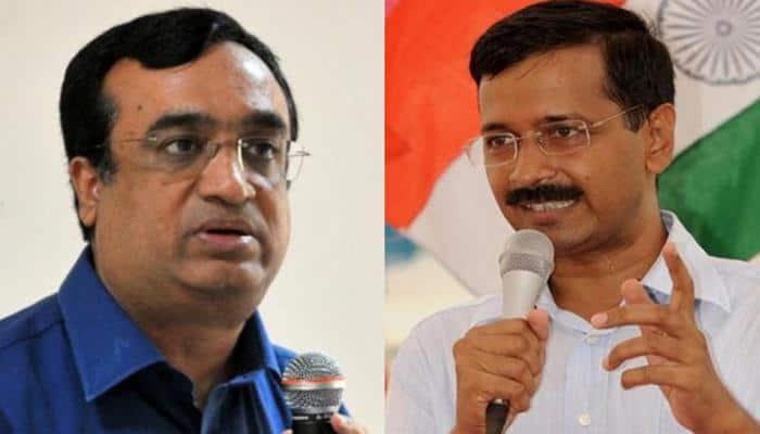 લોકસભા ચૂંટણી 2019: BJP વિરૂદ્ધ AAP-કોંગ્રેસમાં રંઘાઇ રહી છે ગઠબંધનની ખિચડી!