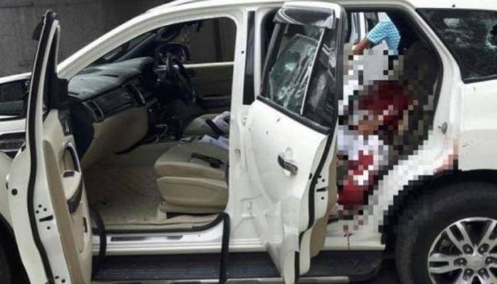 શૂટ આઉટ@દિલ્હી : પોલીસે 4 ગુનેગારોન ઠાર માર્યા, 6 પોલીસ જવાન ઘાયલ