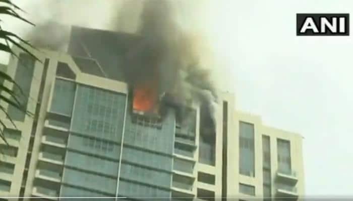 મુંબઇમાં દીપિકા રહે છે તે ઇમારતમાં લાગી આગ: દીપિકાએ કર્યું ટ્વીટ