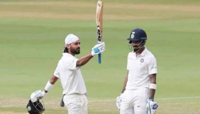 INDvsAFG: પહેલા દિવસ ઓલ આઉટથી બચી ભારતીય ટીમ, 350 રનમાં 6 વિકેટ